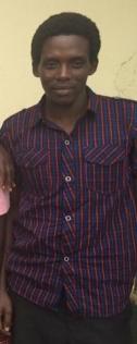 Parmao, a Tanzanian development worker, who I enjoy working with.