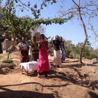 The Church at Nyegezi meets here